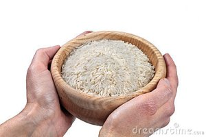hands-holding-bowl-of-rice-thumb12974611